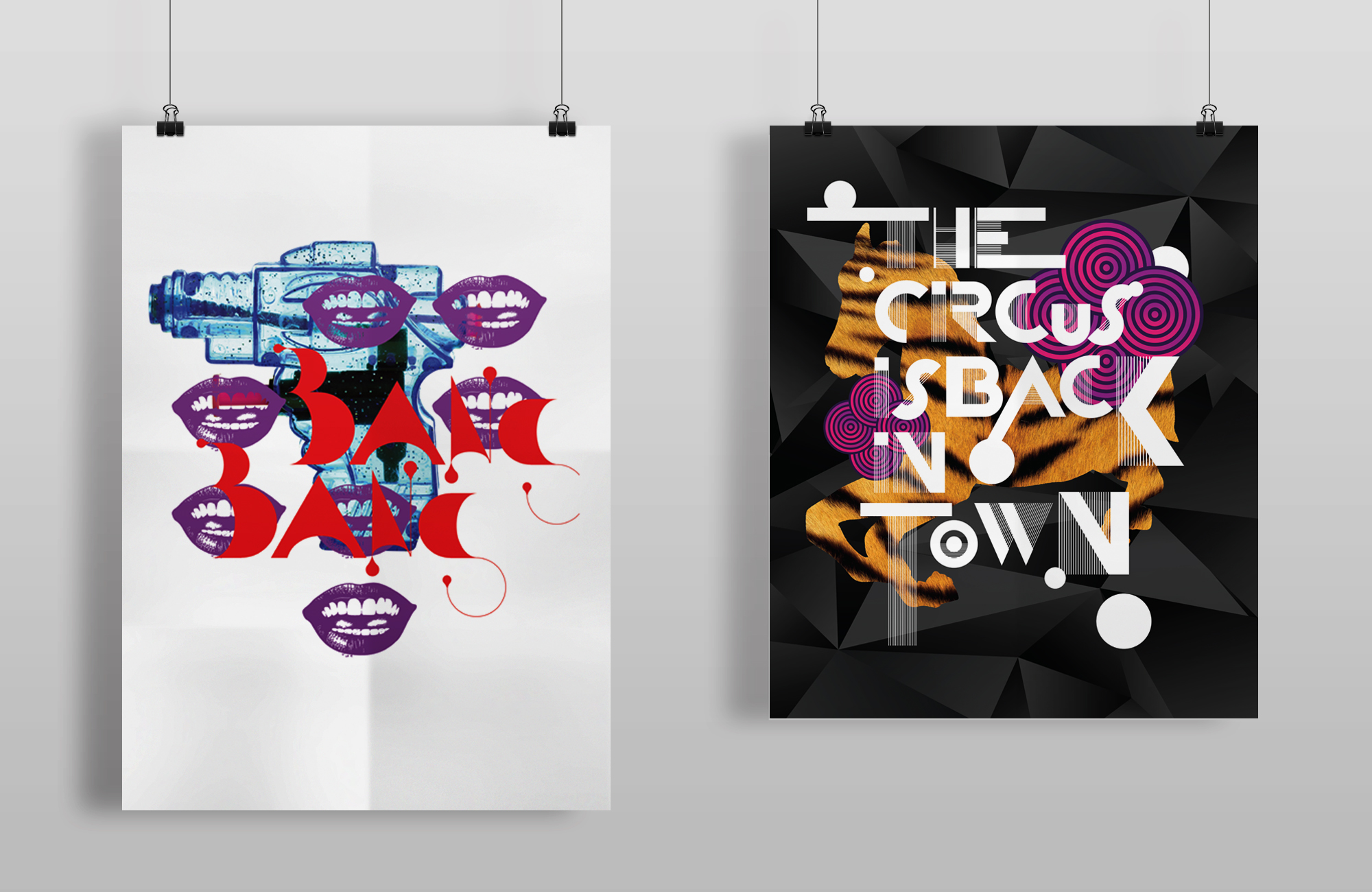 posters set 2
