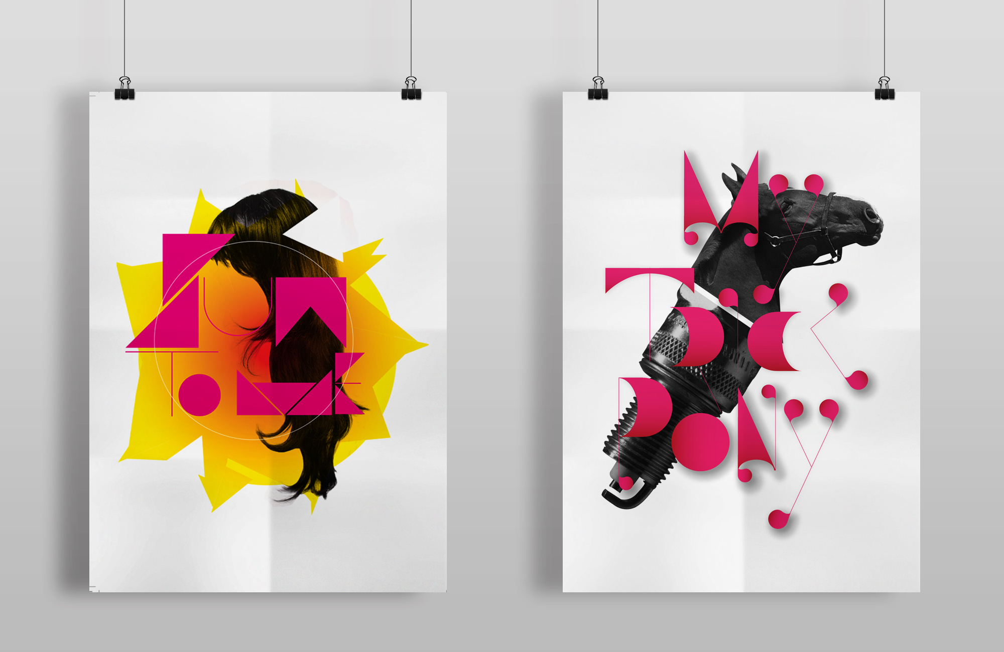 posters set 4