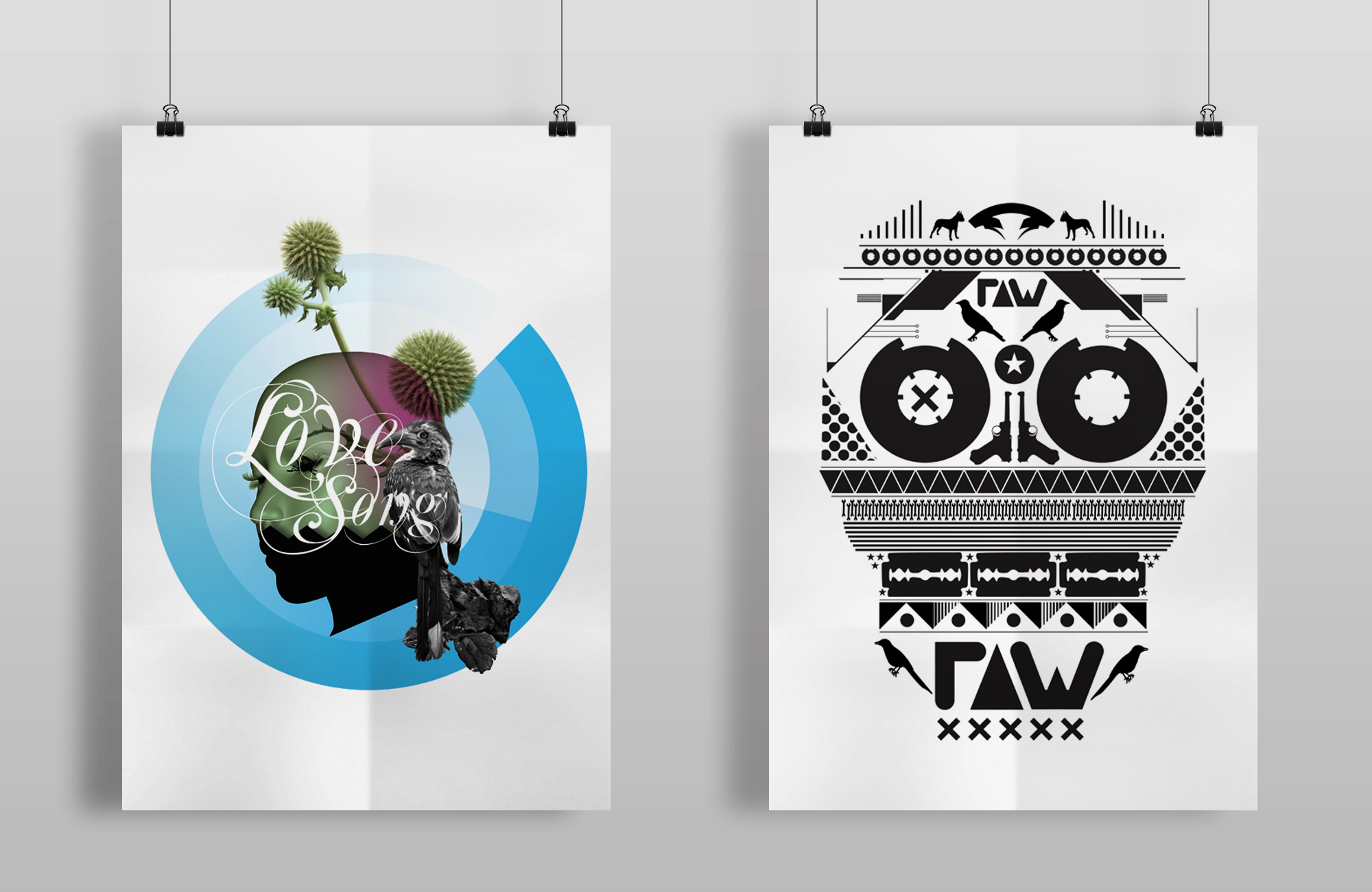 posters set 6