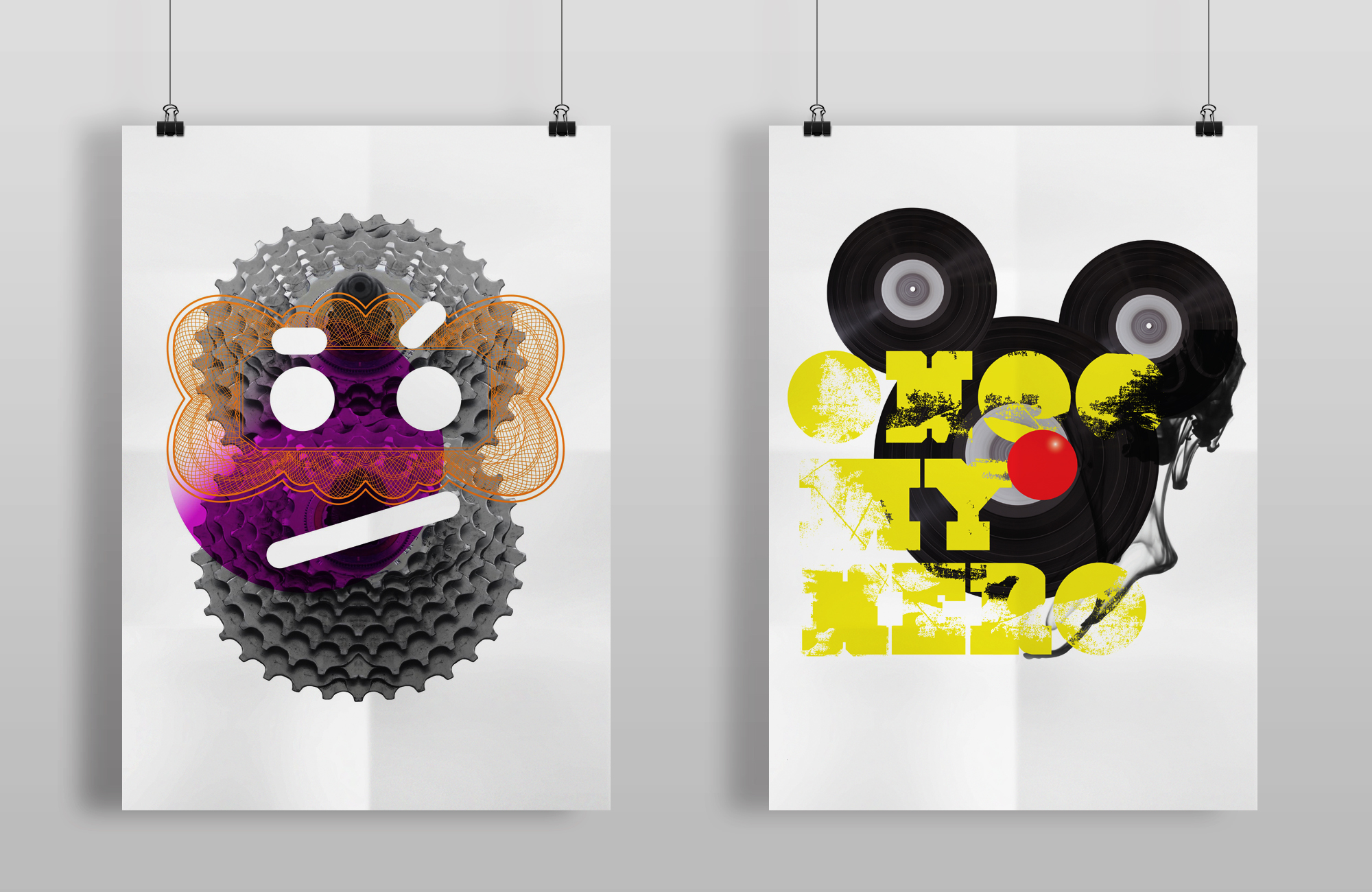 posters set 8